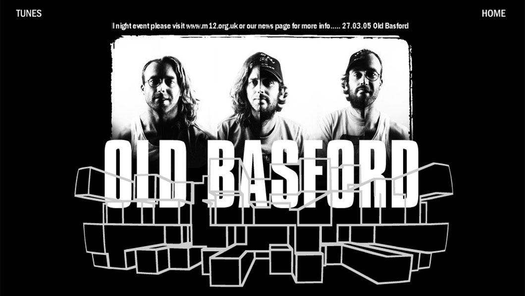 Old Basford Website